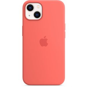 MM253ZM/A Apple Silicone Case with MagSafe iPhone 13 Pink Pomelo