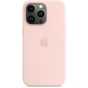 MM2H3ZM/A Apple Silicone Case with MagSafe iPhone 13 Pro Chalk Pink