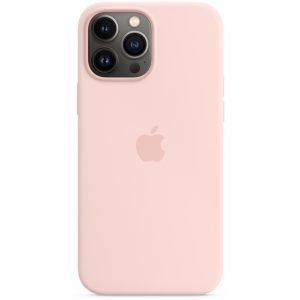 MM2R3ZM/A Apple Silicone Case with MagSafe iPhone 13 Pro Max Chalk Pink